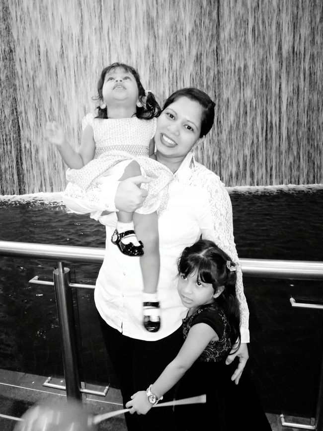 People Together Family❤ Love ♥ Princesses Precious Moments Of Life Precious Blessings Dubai❤ UAE Black And Black&white Happy Time Enjoying Life Happiness Hugs & Love