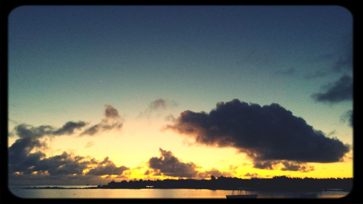 Mauritius Island  Zilwa Attitude Life Is A Beach Sunrise