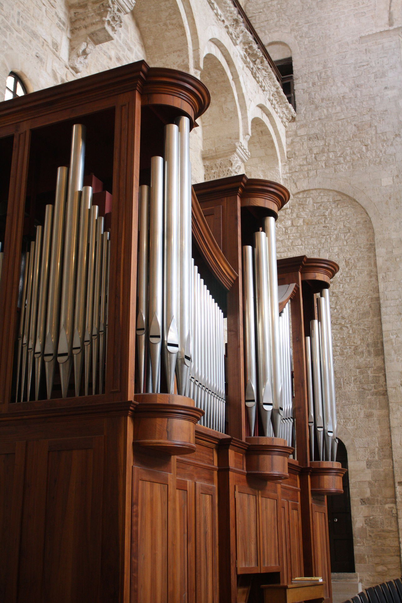 Musical Instrument Architectural Column Music No People Wood - Material Architecture History Indoors  Day Organum Organo A Canne