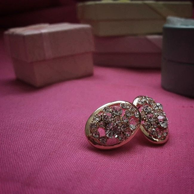 Jewelry. Colors Beautiful Shiny Earnings gifttunis tunisia