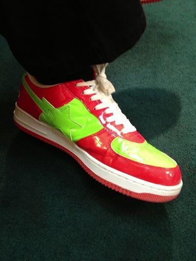 CPT Xmas shoe!!!