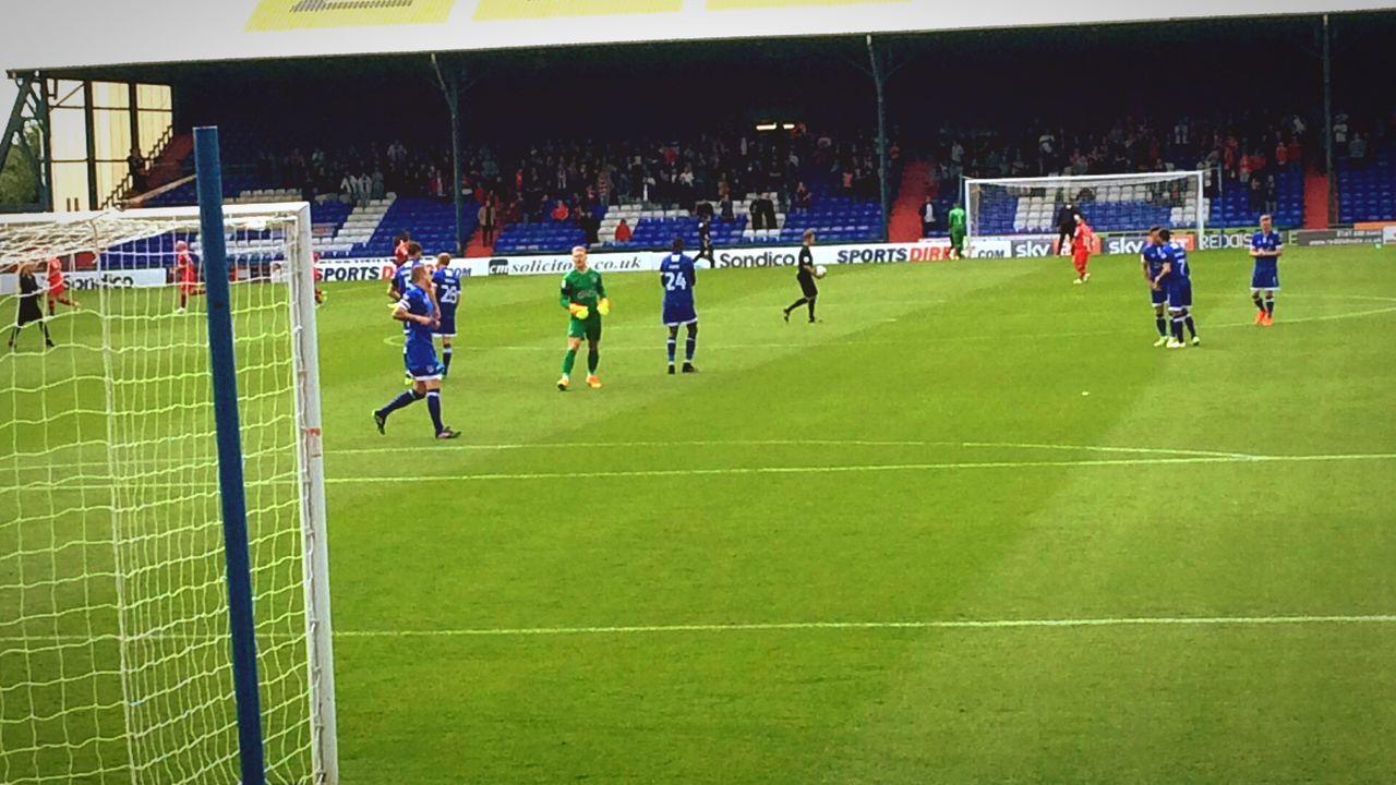 Oldham Athletic Football
