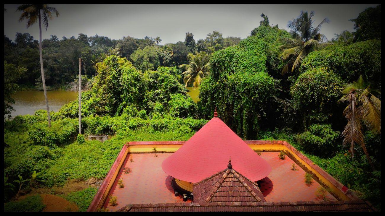 Kaviyur temple Divine Temples Temple Architecture Zenfone Photography Peaceful Morning...