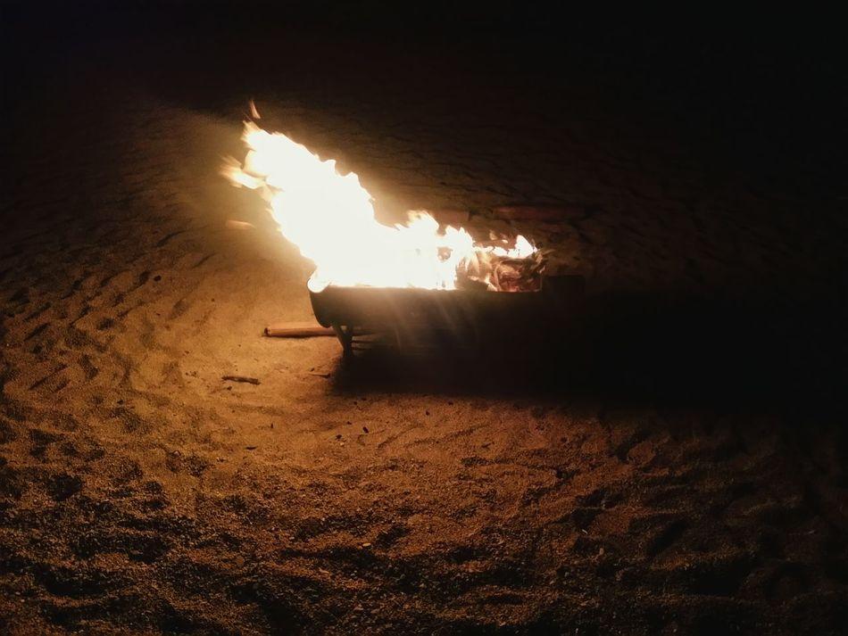 Bonfire by the beach Laluz Laiyabatangas Beachlife Showcase March
