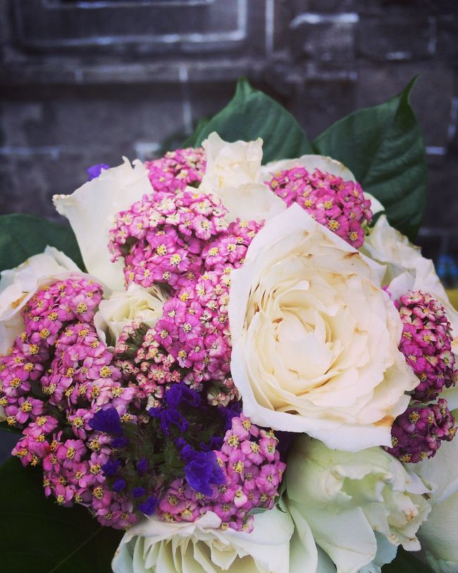 Flowers Flowers, Nature And Beauty Bouquet Weddingbouquet Violet