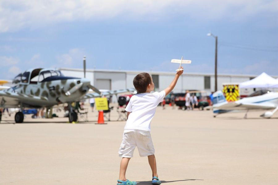 Airport Airplane Fly Flying Play Childhood Kids Colorado AirPlane ✈ Air Show Plane Wings When I Grow Up... Airplanes Career Dreams Dreaming Boy Planes Pilot Travel Destination Growing Growing Up Child Let's Go. Together.