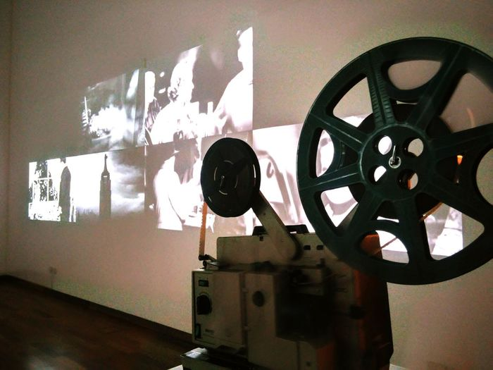 Cinematography Cinema Product Photography Proyector Art Installation