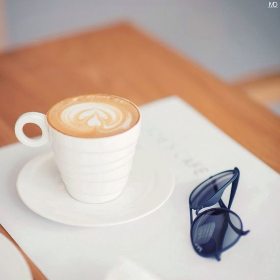 Coffee Relaxing Drinking Enjoying Life