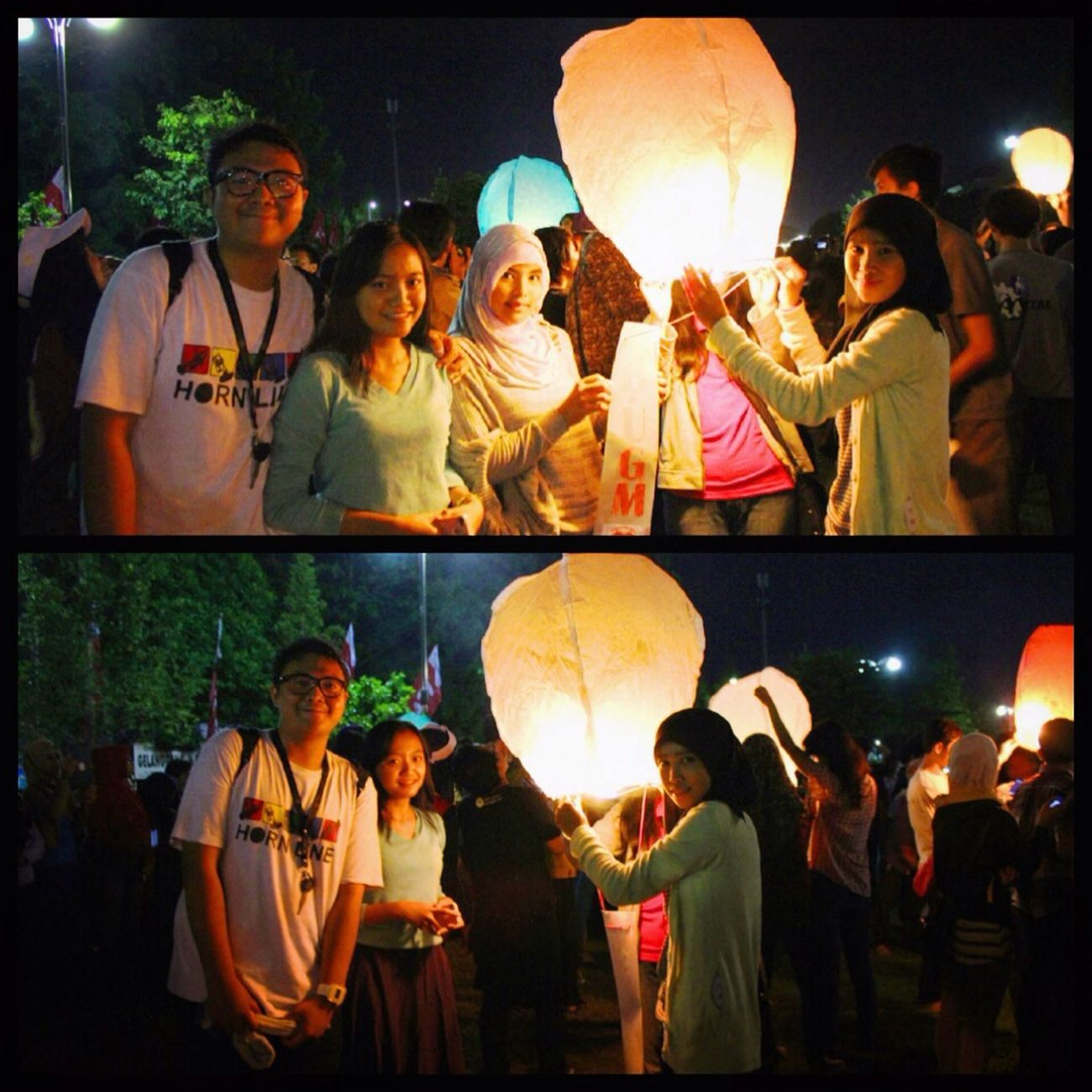 UGM Mbugm Lampion Lightning