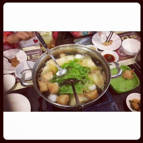 Lately lunchhhh Early dinnerrr!!?