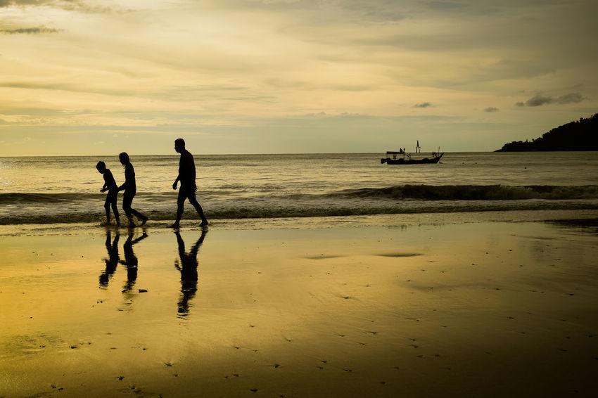 Sunsets of Northern Malaysia Beach Photography HDR Hdr_Collection Nature Photography Reflection Silhouette Sunset_collection Beach Beachphotography Beauty In Nature Beauty In Nature Day Long Exposure Longexposure Nature Outdoors Scenics Sea Sky Summer Sunrise Sunrise_sunsets_aroundworld Sunset Water