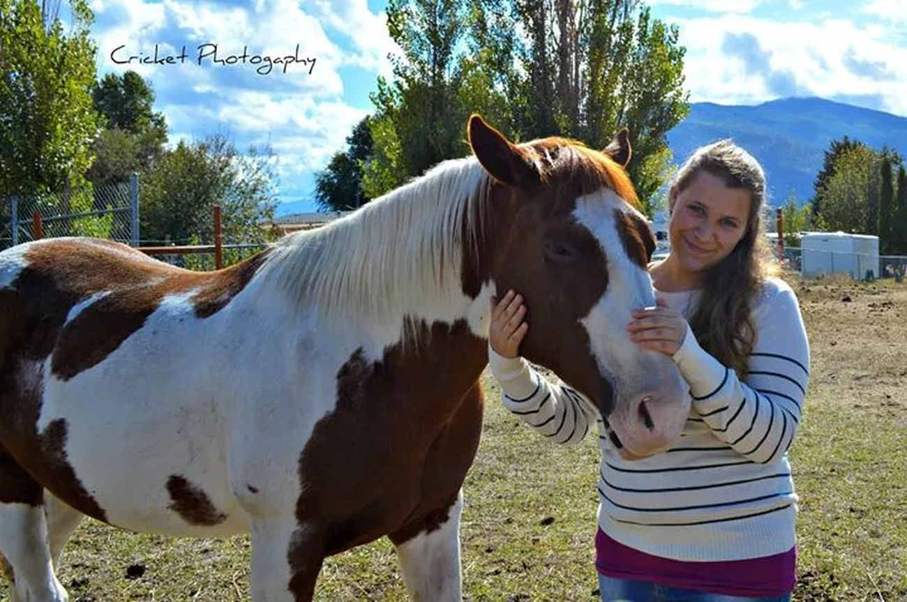 My baby ^-^ Horse <3 I Love Horses Enjoying Life