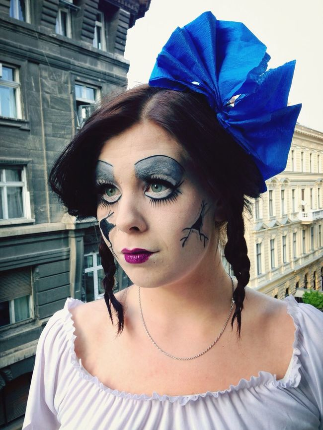 Makeup Babydoll  Psychodoll  Broken