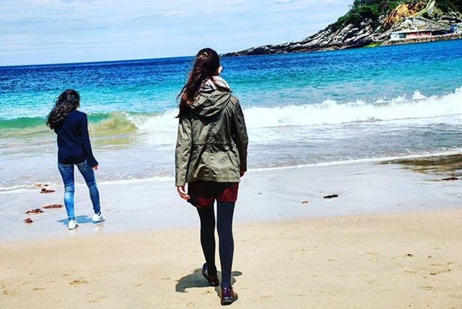 Backgrafias @movilgrafias Photography Photo Igers Movilgrafias Girls Beach Blue Anonymous_igers Anonymous_es Anonymous_igers_members Anonymous_nature Loves_spain_nature
