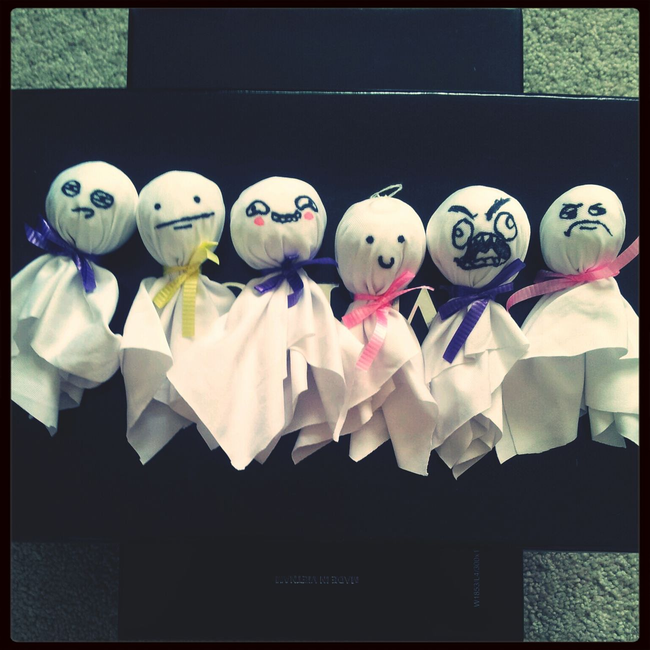 Meme faced rain dolls ♡ Memedolls Memefaces Challenge Accepted Rageface