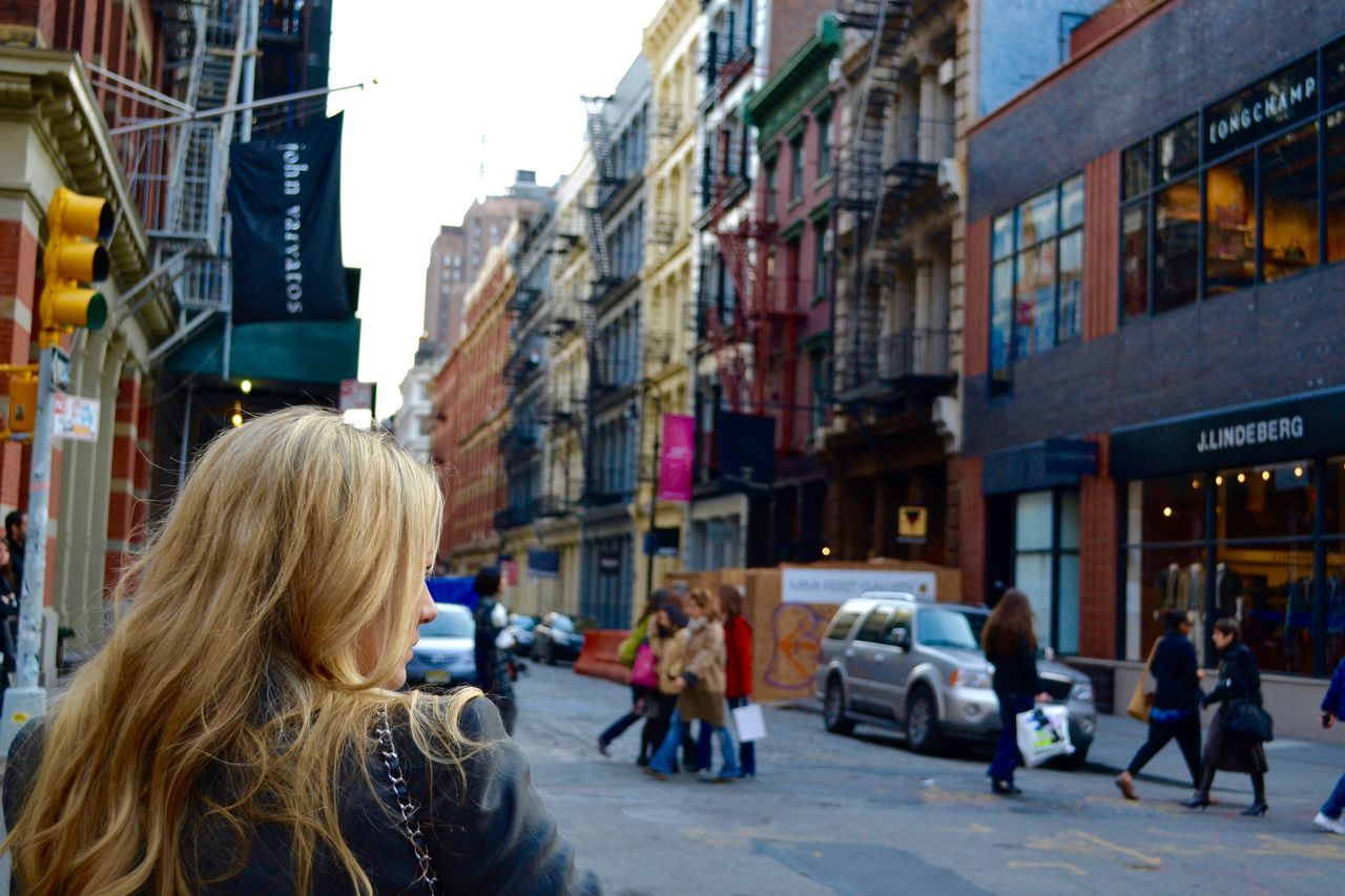 Brondehair Building City City Life City Street Lifestyles Manhattan Newyork NY NYC Residential Building Soho Street Urban USA NikonD3100 Nikon Nikon D3100 Nikonphotography People And Places