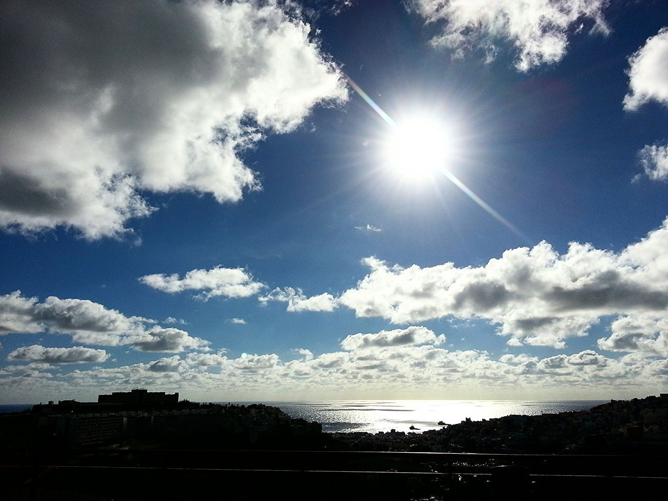 The great mirror of the sun. We Are Photography, We Are EyeEm Skyporn Cloudporn ...Rincones De Las Palmas ModernA...