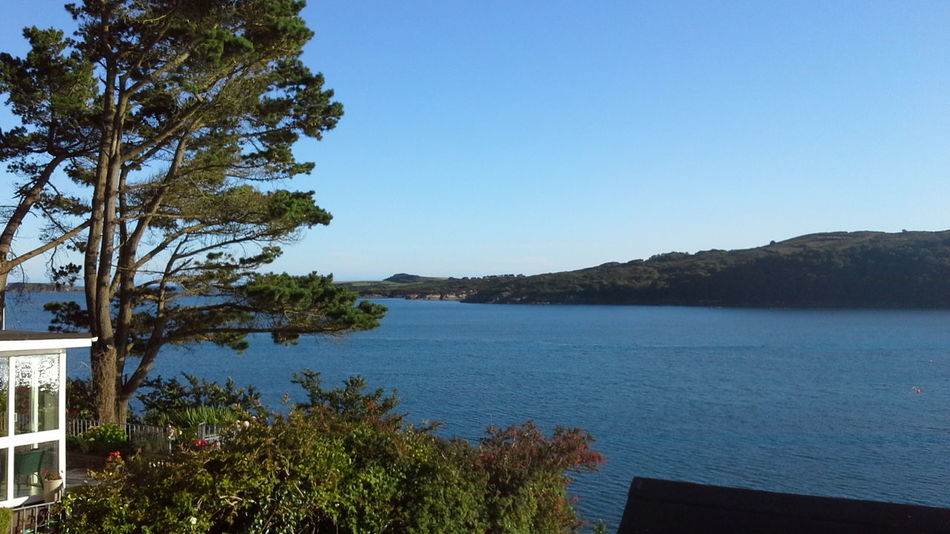 Beautiful Blue Glandore, Ireland Ireland Seascape Seashore Seaside Tranquil Scene Tranquility Water West Cork From My Point Of View No Filter, No Edit, Just Photography