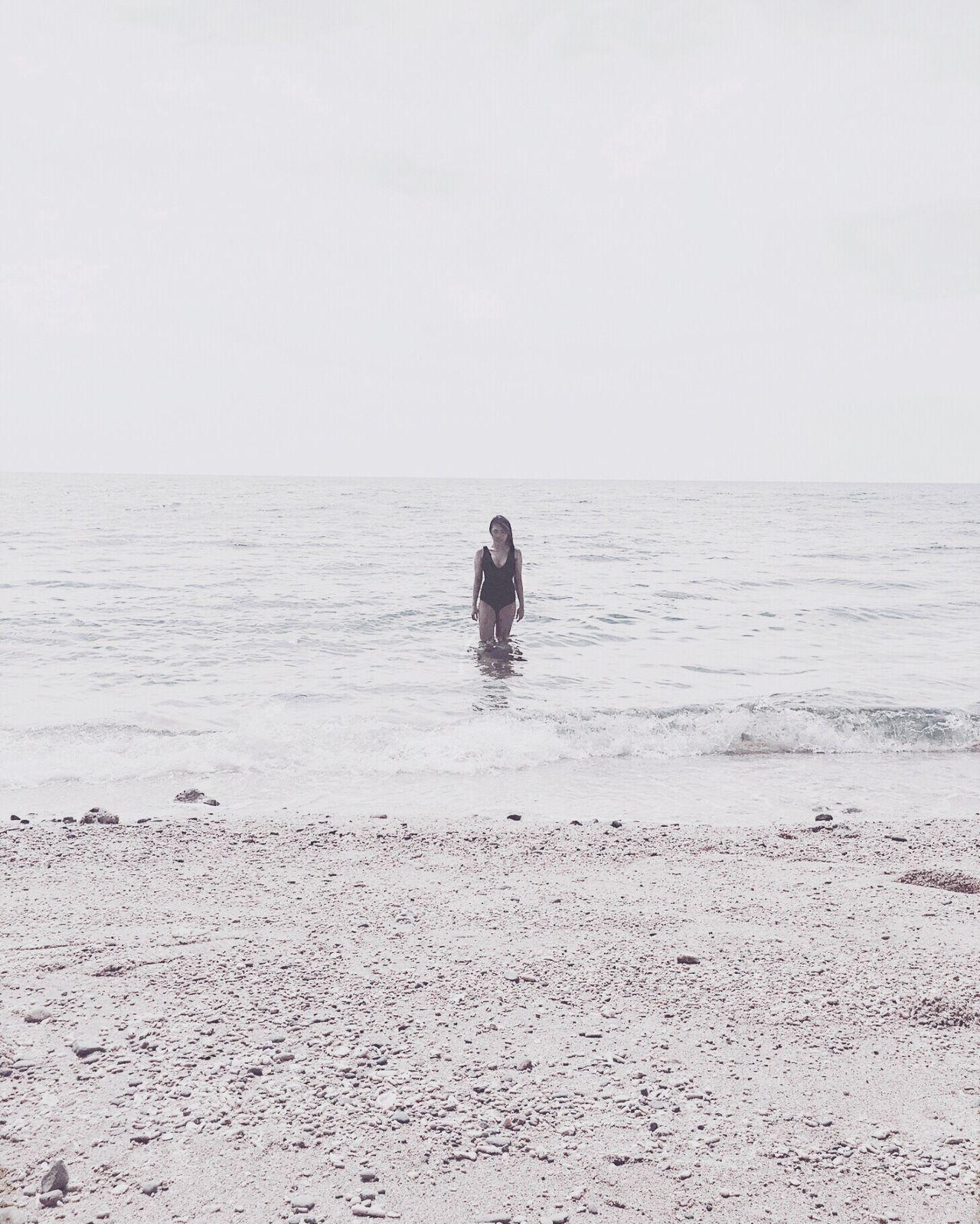 Sea Beach Horizon Over Water Water Tranquility Tranquil Scene Outdoors Minimalism Minimalist EeYem Best Shots Eyeem Philippines EyeemPhilippines Eeyem Eeyem Photography Eeyemph Minimal