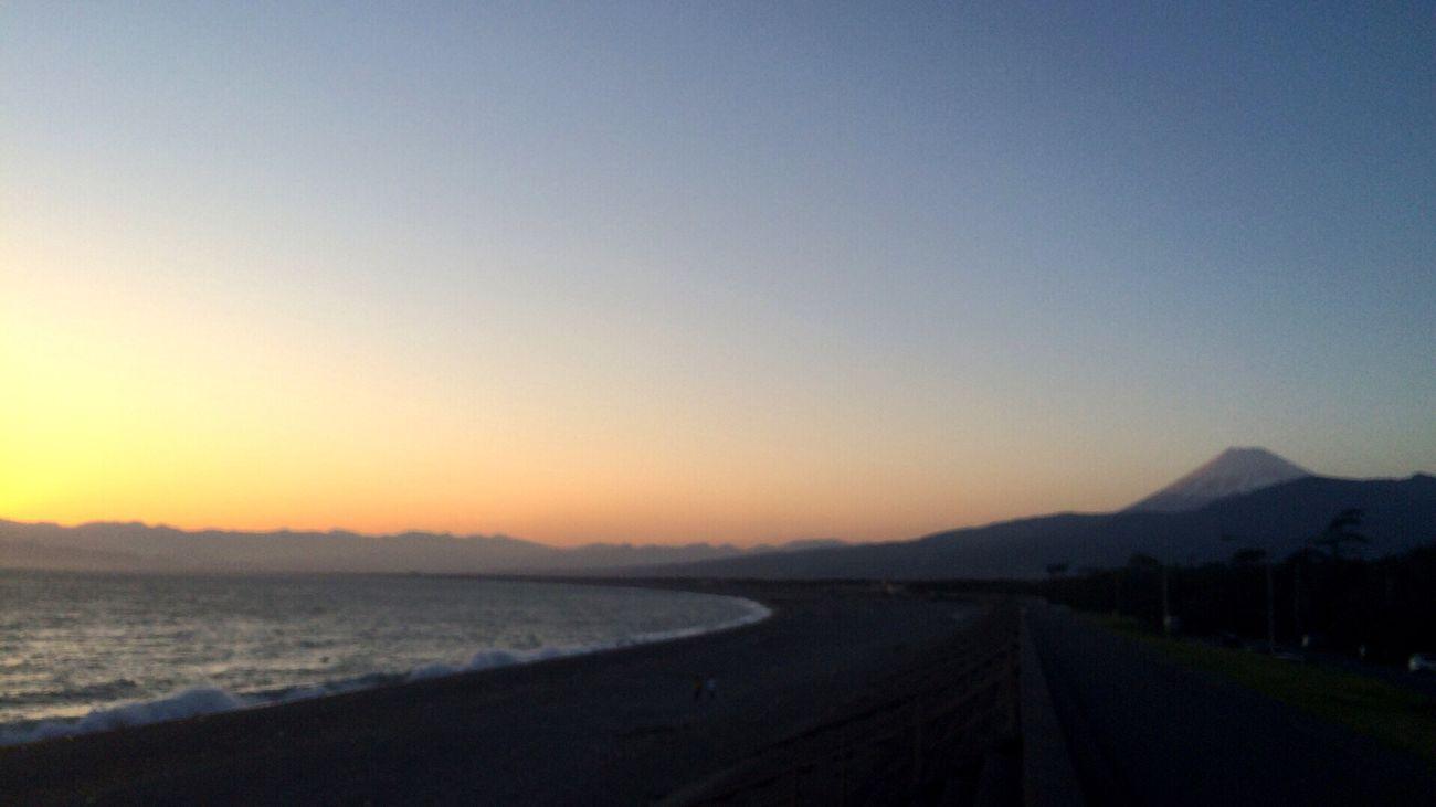 千本浜サンセット