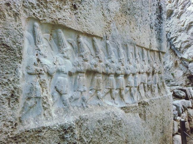 Hitit Yazılıkaya History Travel Turkey Sculpture