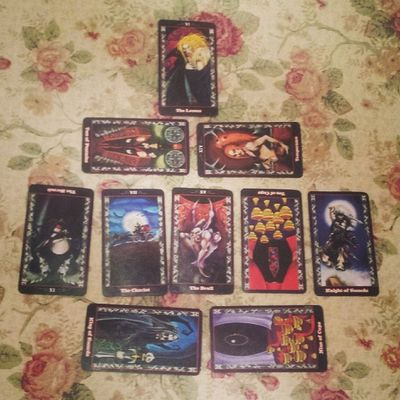 Tarotcards Tarotreader Tarotdeck Tarot ripplereflection reflection ripple innerself reading tarotreading tarotreadings vampiretarot past present future checkoutmylinkonmyprofile