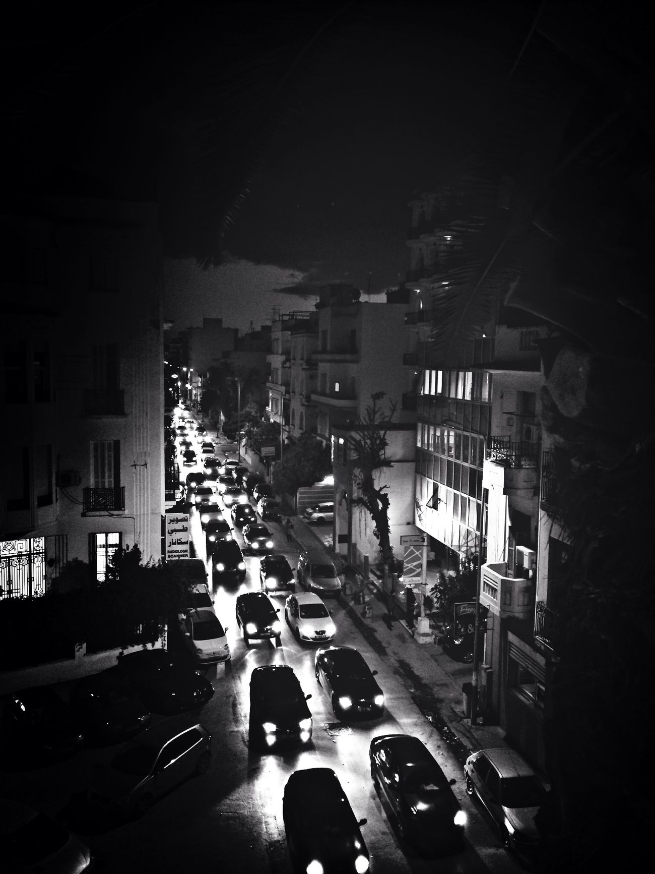 Blackandwhite Streetphotography City Traffic