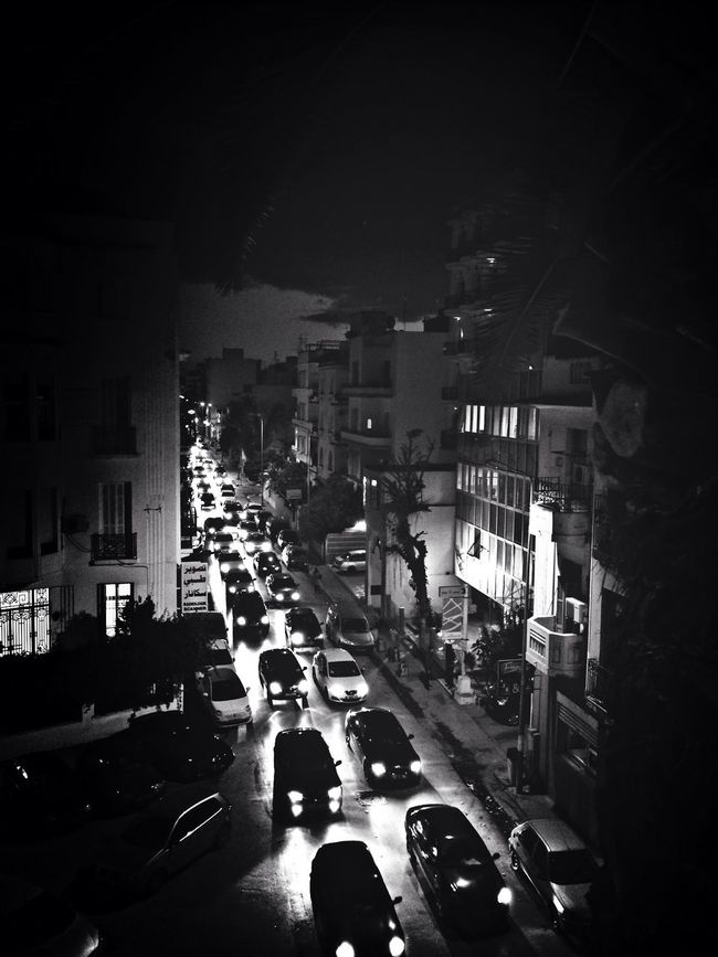 Blackandwhite Streetphotography City Traffic