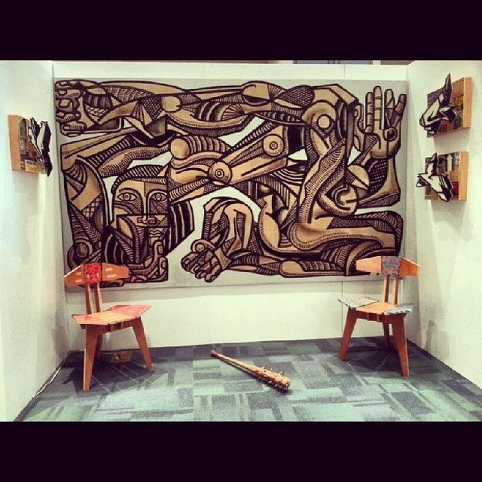 SanturceEsLey BOOMfair Art