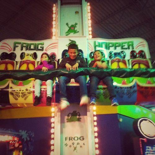 Funland Last Night