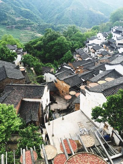 Photography Traveling Travel Hangling,China Wuyuan China Architecture Landscape