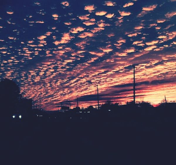 Southern sunsets are the best Memphis Sky Porn Sunsets