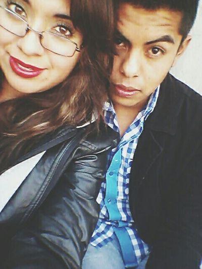 Javi&Edna. ❤