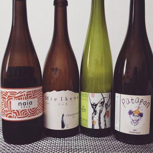 よく飲んだ! Mie IKENO さんのワイン、とってもセクシーだった~(о´∀`о) Wine MieIkeno Chardonnay Patapon Viva_italiawine