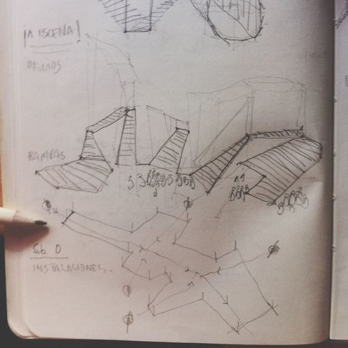Sketch Architecture Drawing Pencil