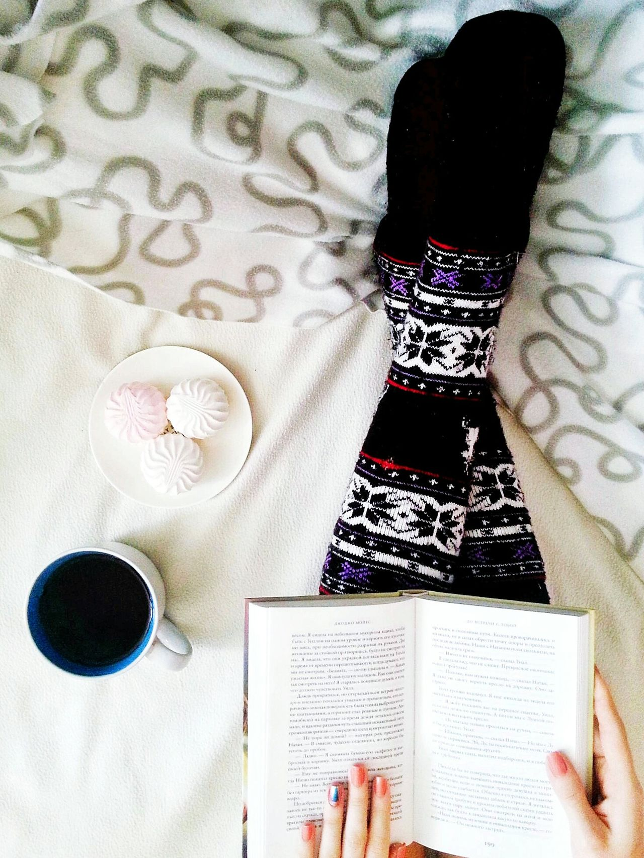 Day Tea Time Books ♥