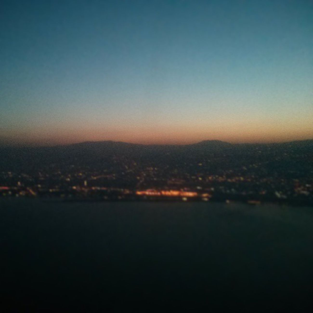 #dbayeh #jounieh #sunrise from the plane Sunrise Jounieh Dbayeh