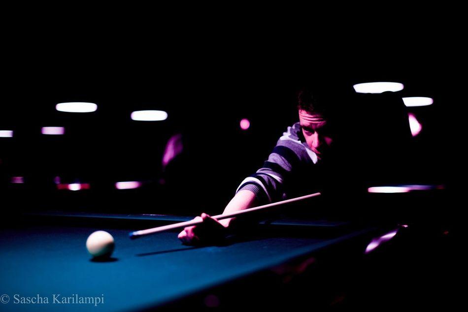 2013 Pool Biljard People