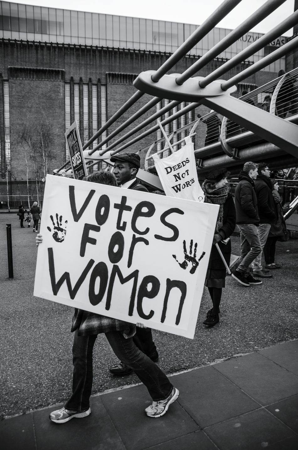Votes for women.The Photojournalist - 2016 EyeEm Awards Votes Protest London Protest March The Street Photographer - 2016 EyeEm Awards Storytelling Visual Statements Visual Stories Visual Storytelling Alucyart