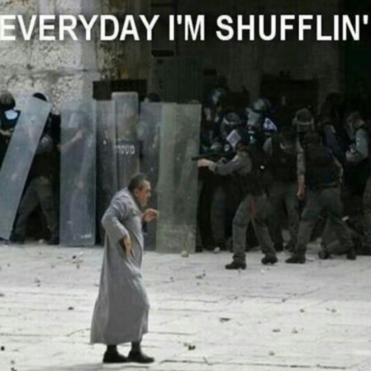 Everyday Im Shufflin '