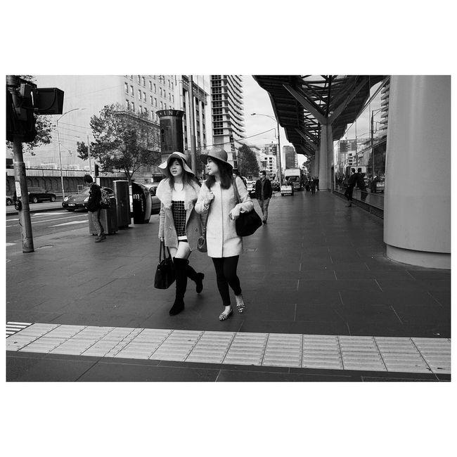 Street photograph Melbourne Australia Street Candid Athexphotographs Enjoying Life