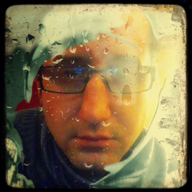 Through a tear in Reality Distorted Reality ™ Surrealism Self Portrait Time And Space