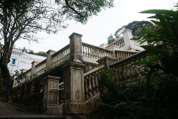 HongKong Thepeak Secret Garden Historical Place Paradise Pokfulam