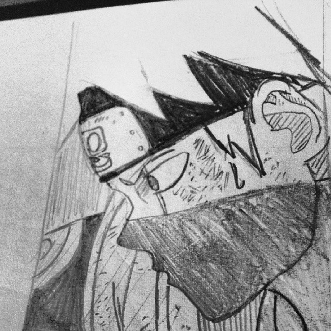Drawing Men Kakashi Hatake Ninja of Konoha Creative Work Art Manga Picture War Arc Warrior Fighter Sketch Naruto Universum Part of Team7 Fight