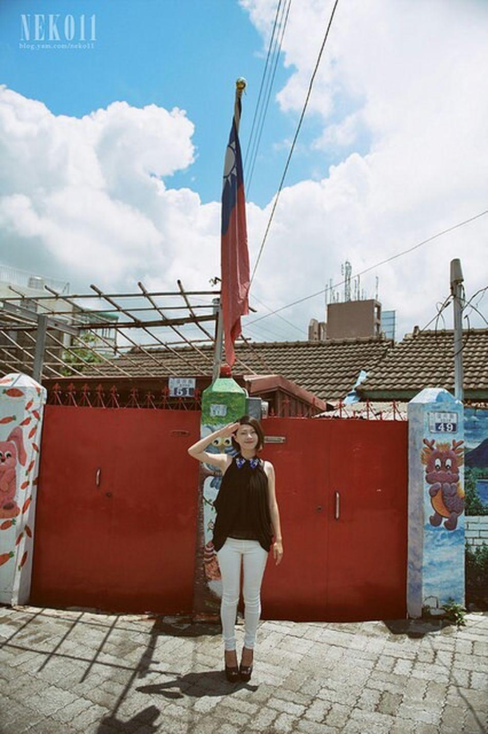彩虹眷村 Portrait Taiwan Photography 外拍 寫真 facebook.com/np0611