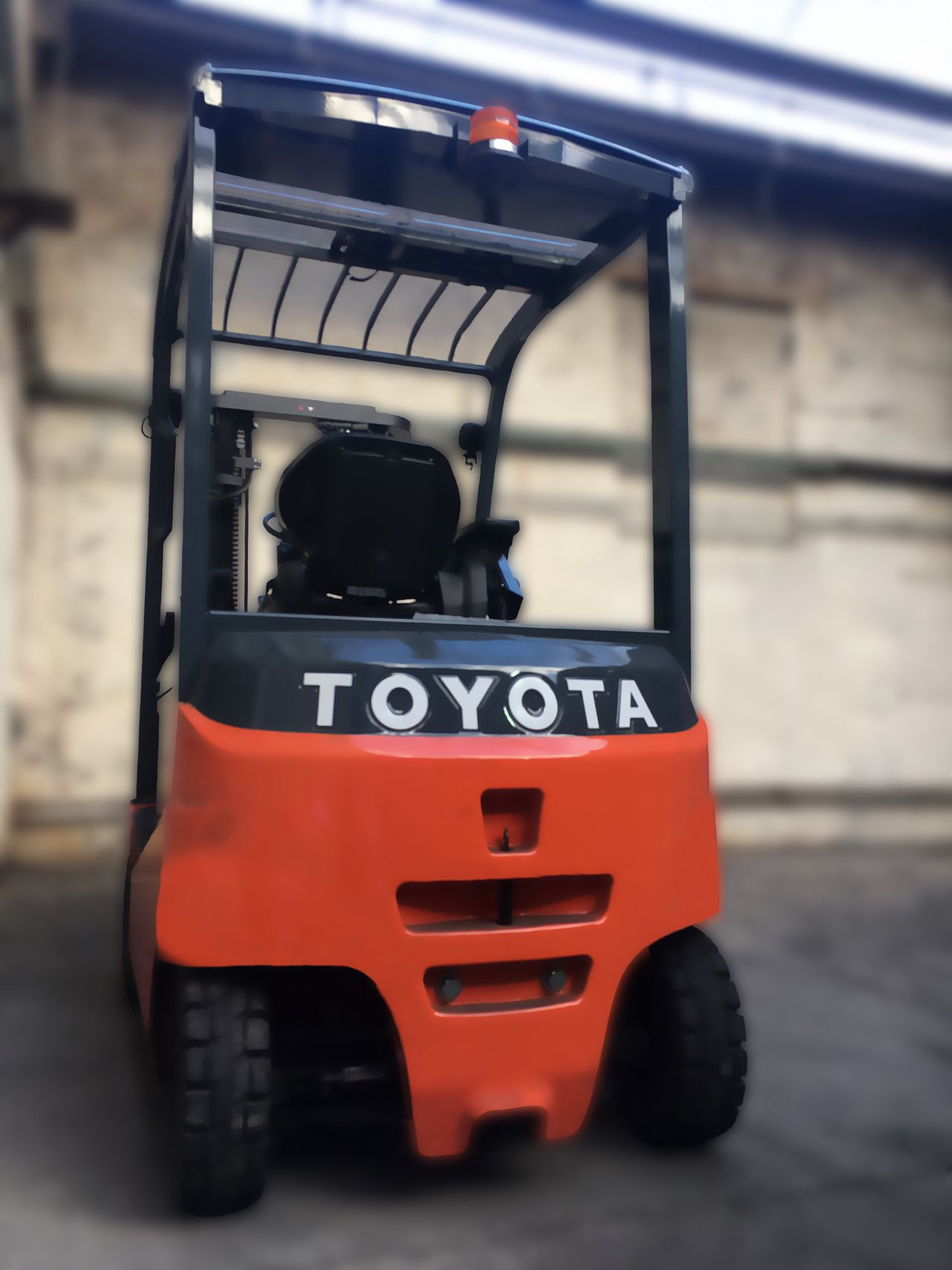 Warehouse Toyota Stacker Truck In A Storeroom Focus On Foreground No People Close-up First Eyeem Photo Stacker Truck Manufacturing Equipment Manufacturing Store Factory Engineer Vehicle