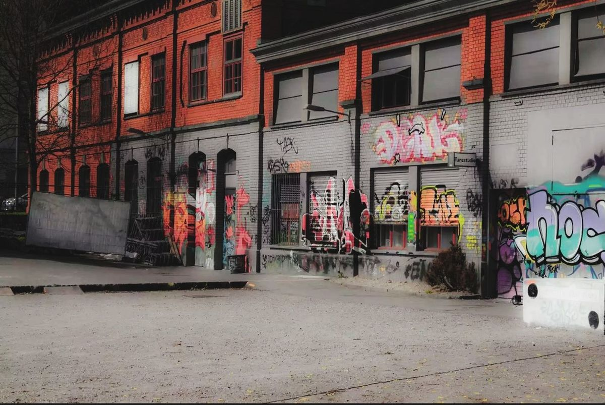 No People EyeEmNewHere Street Life Wall Art Colors Graffiti & Streetart Graffiti Photography Indutry Grafitti Brick Wall Urban