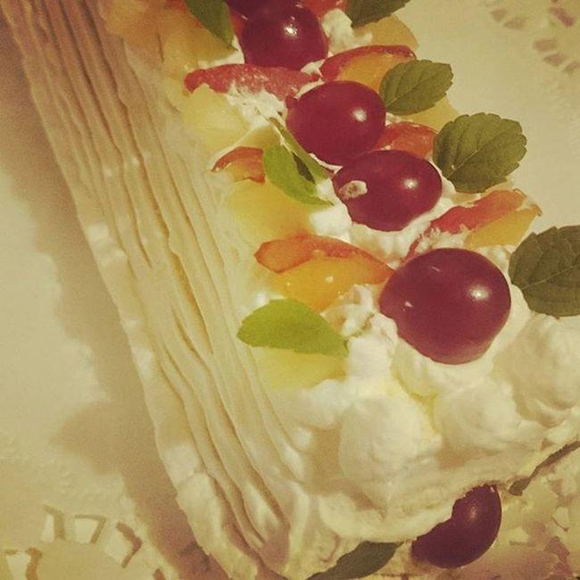 Nagyon finom lett! Köszi Dominika! Kár, hogy tegnap nem kóstoltuk meg. :) Sweetie Food Foodporn Instafood Latergram Past_time Past_memories Instamemories Ig Ighun @dominikameszaros
