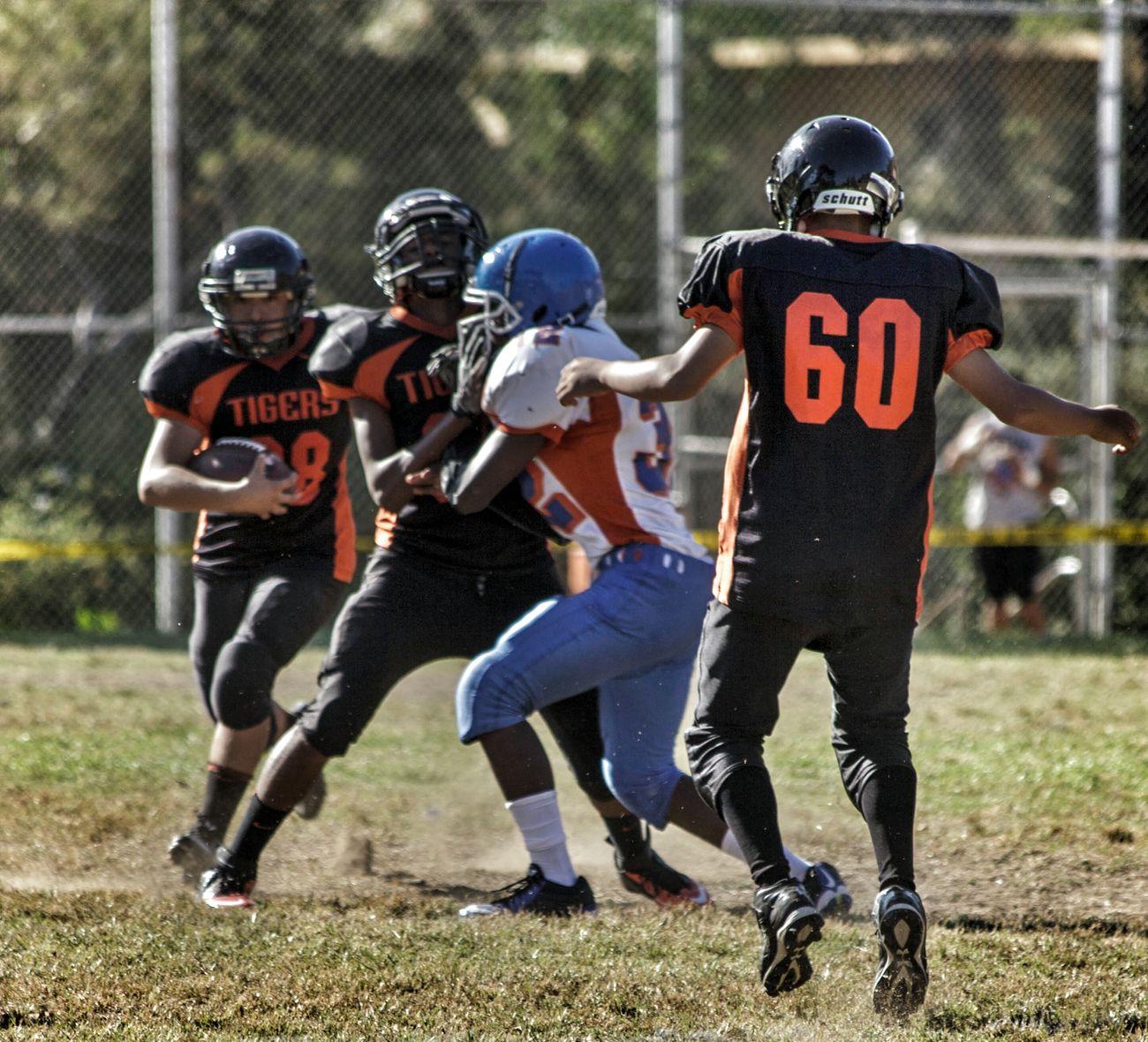 Football Highschool Los Angeles, California Canon 5D Mark II