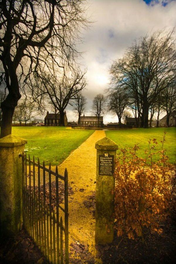 Northern Ireland Gracehill Moravian Church Photography Taking Photos Hello World Hanging Out Enjoying Life